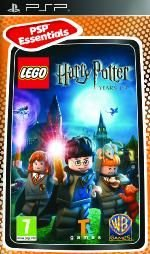 LEGO Harry Potter: Years 1-4 (PSP, UMD Video): PSP Game