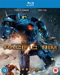 Pacific Rim (English & Foreign language, Blu-ray disc): Charlie Hunnam, Rinko Kikuchi, Ron Perlman, Idris Elba, Charlie Day,...