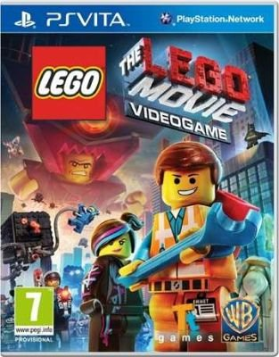 The LEGO Movie Videogame (PlayStation Vita):