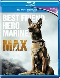 Max (Blu-ray disc): Thomas Haden Church, Robbie Amell, Lauren Graham, Mia Xitlali, Owen Harn, Luke Kleintank, Joseph Julian...