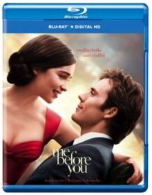 Me Before You (English & Foreign language, Blu-ray disc): Emilia Clarke, Sam Claflin, Jenna-Louise Coleman, Charles Dance,...