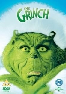 The Grinch (English, Hungarian, DVD): Jim Carrey, Jeffrey Tambor, Christine Baranski, Molly Shannon, Bill Irwin, Taylor Momsen,...