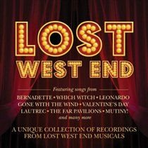 Various Composers - Lost West End (London's Forgotten Musicals) (CD): Various Composers, Various Artists