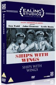 Ships With Wings (DVD): John Clements, Leslie Banks, Jane Baxter, Ann Todd, Basil Sydney, Edward Chapman, Hugh Williams, Frank...