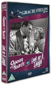 Queen of Hearts/Look Up and Laugh (DVD): Gracie Fields, Alfred Drayton, Douglas Wakefield, Billy Nelson, Harry Tate, Huntley...