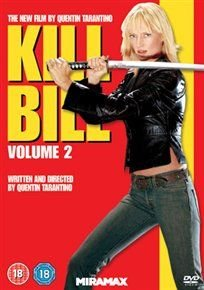 Kill Bill: Volume 2 (DVD): Uma Thurman, David Carradine, Daryl Hannah, Michael Madsen, Samuel L. Jackson, Vivicia A. Fox, Chia...