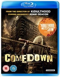 Comedown (Blu-ray disc): Adam Deacon, Geoff Bell, Jessica Barden, Sophie Stuckey, Jacob Anderson, Duane Henry, Calum McNab,...