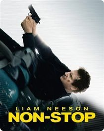 Non-Stop (Blu-ray disc): Liam Neeson, Julianne Moore, Michelle Dockery, Bar Paly, Anson Mount, Lupita Nyong'O, Corey...