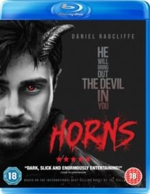 Horns (Blu-ray disc): Daniel Radcliffe, Juno Temple, Heather Graham, Max Minghella, Joe Anderson, David Morse, Sabrina...
