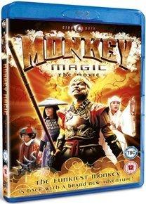 Monkey Magic (Japanese, Blu-ray disc): Shingo Katori, Teruyoshi Uchimura, Atsushi Ito, Eri Fukatsu, Asami Mizukawa, Koji Okura,...
