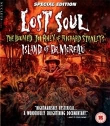 Lost Soul - The Doomed Journey of Richard Stanley's Island of... (Blu-ray disc): David Gregory, Carl Daft, Mark Raskin,...