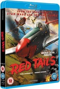 Red Tails (English, Italian, German, Blu-ray disc): Terrence Howard, Nate Parker, Tristan Wilds, Elijah Kelley, Leslie Odom...