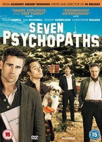Seven Psychopaths (DVD): Colin Farrell, Christopher Walken, Abbie Cornish, Woody Harrelson, Sam Rockwell, Helena Mattsson, Olga...