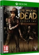The Walking Dead - Season 2 (XBox One, Blu-ray disc):