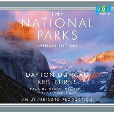 The National Parks - America's Best Idea (Abridged, Downloadable audio file, abridged edition): Ken Burns