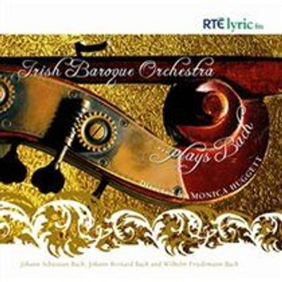 Various Artists - Irish Baroque Orchestra Plays Bach (CD): Irish Baroque Orchestra, Johann Sebastian Bach, Johann Bernhard...