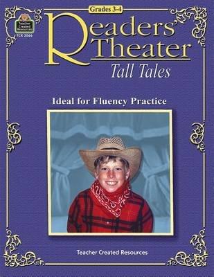 Readers' Theater: Tall Tales (Paperback, New): Maureen Gerard