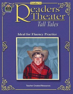 Readers' Theater: Tall Tales (Paperback, New): Maureen Gerard
