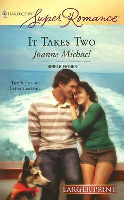 It Takes Two (Large print, Paperback, large type edition): Joanne Michael