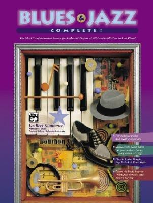 Blues & Jazz Complete (Paperback): Bert Konowitz