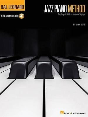 Hal Leonard Jazz Piano Method (Book/Online Audio) (Paperback): Mark Davis