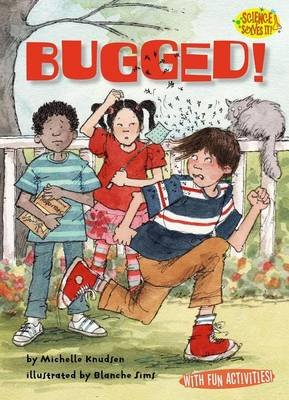 Bugged! (Electronic book text): Michelle Knudsen