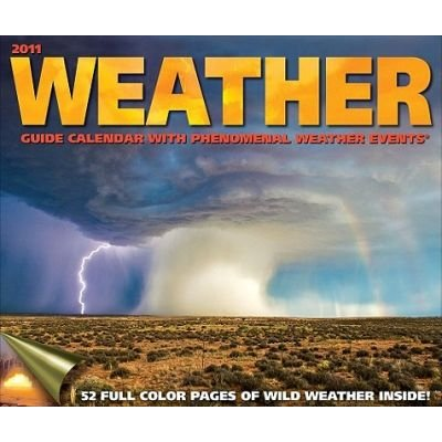 Weather 2011 (Calendar, 2011): Accord Publishing