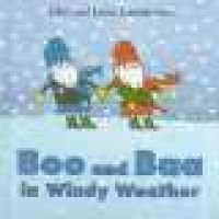 Boo and Baa in Windy Weather (Hardcover, 1st ed): Olof Landstrom, Lena Landstrom