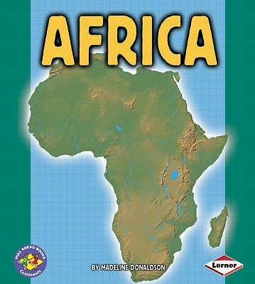 Africa (Paperback): Madeline Donaldson