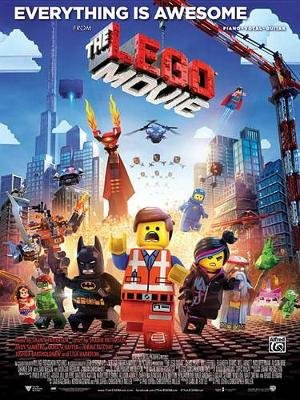 Everything Is Awesome (from the Lego Movie) - Piano/Vocal/Guitar, Sheet (Staple bound): Alfred Publishing