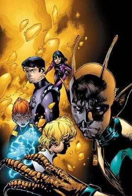 Legion by Dan Abnett and Andy Lanning Volume 2 (Paperback): Dan Abnett, Olivier Coipel