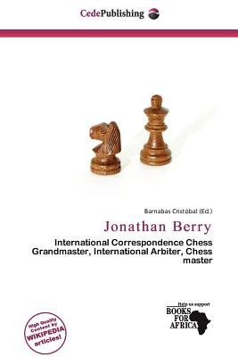 Jonathan Berry (Paperback): Barnabas Crist Bal