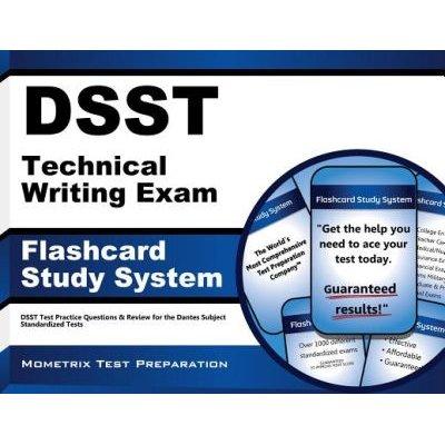Dsst Technical Writing Exam Flashcard Study System - Dsst