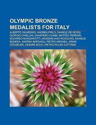 Olympic Bronze Medalists for Italy - Alberto Gilardino