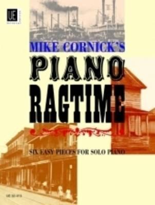 Piano Ragtime - UE30413 (Sheet music, UE30413): Mike Cornick