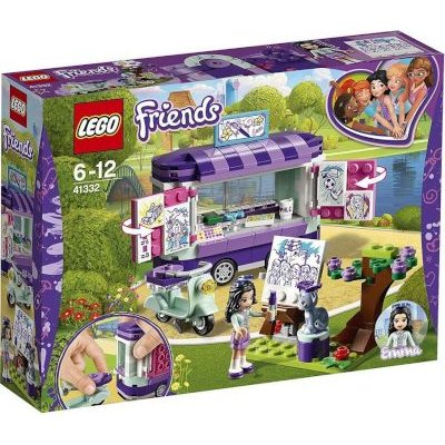 LEGO Friends - Emma's Art Stand: