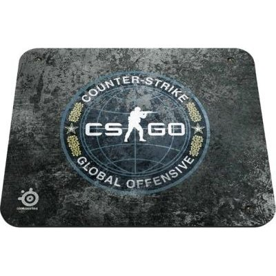 SteelSeries QcK Gaming Mousepad - CounterStrike: Global Offensive Edition: