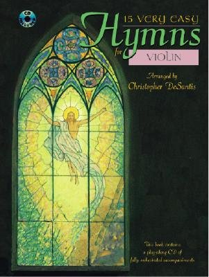 15 Very Easy Hymns for Violin (Paperback):