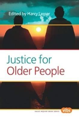 Justice for Older People (Paperback): Harry Lesser