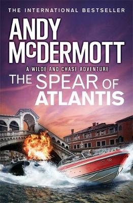 The Spear Of Atlantis (Paperback): Andy McDermott