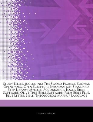 Articles on Study Bibles, Including - The Sword Project