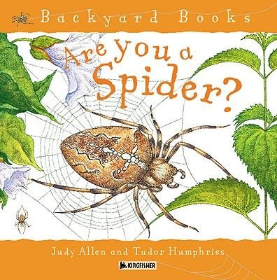 Are You a Spider? (Hardcover, Turtleback School & Library ed.): Judy Allen
