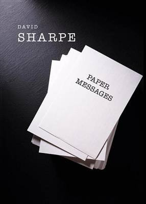 Paper Messages (Electronic book text): David Sharpe
