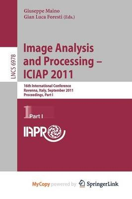 Image Analysis and Processing - Iciap 2011 (Paperback):