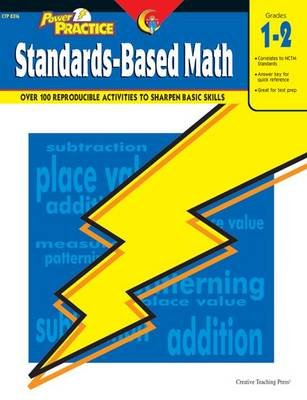 Standards-Based Math Grade 1-2 (Paperback): Creative Teaching Press