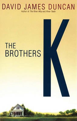 The Brothers K (MP3 format, CD, Ubr): David James Duncan
