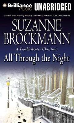 All Through the Night - A Troubleshooter Christmas (MP3 format, CD): Suzanne Brockmann