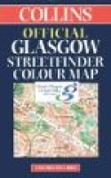 Collins Official Glasgow Sf Co (Sheet map, folded, New ed): Not Known