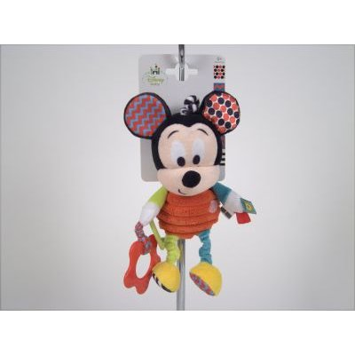 Disney Baby Mickey Mouse Teether Activity Toy: