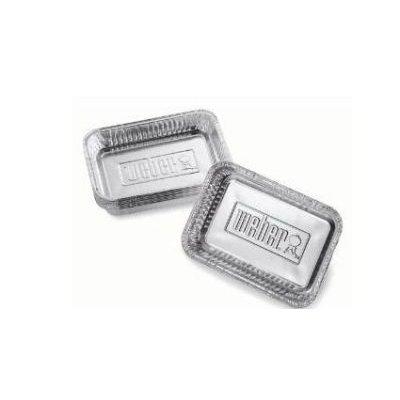 Weber Small Drip Pans (10 Pack):